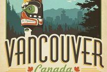 Vancouver / by Rhonda Christopherson