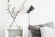 home bedroom / relaxing space for sleeping beauties