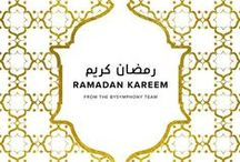 Ramadan Kareem / A collection of inspirational images of fashion, food, the best places to be and interiors,  curated BySymphony especially for the beautiful month of Ramadan
