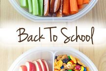 School Lunches / by Rhonda Christopherson