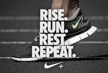 my style / sports / always on the run