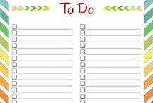 Quilt to do list! / by Rhonda Christopherson