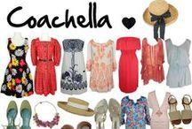 Coachella / Get ready for Coachella and wear vintage!