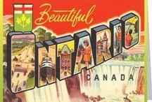 Ontario/Quebec / by Rhonda Christopherson