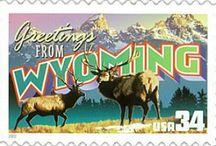 Wyoming / by Rhonda Christopherson
