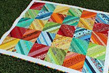 Scrapy Quilts / by Rhonda Christopherson