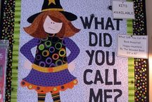 Halloween Quilts / by Rhonda Christopherson