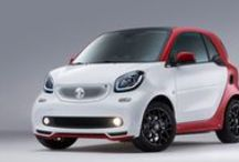 Smart Fortwo Ushuaïa Limited Edition / Special edition for Spain, tailored by Brabus