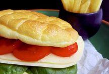 Pizza pane e pasta senza glutine
