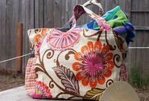 bags,totes and pouches / by Jennifer Blanton