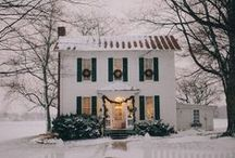 || 'Tis the Season || / Ideas and inspiration for seasonal and holiday decorating.