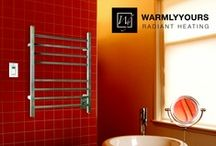 Our Radiant Collection / The Radiant Living Collection by WarmlyYours | A solution for every area of life.  / by WarmlyYours Radiant Heating