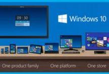 Windows Board / Unification is here with Windows 10 / by Frederick Edwards (weetigo)