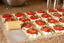 Recipes / by Stephanie Lapham-Howley