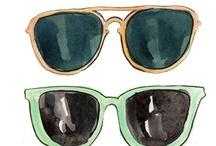 Belts & Sunglasses / Belts and sunglasses!