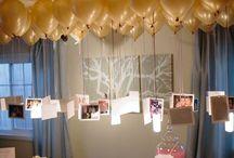 Birthday Fun / by Stephanie Lapham-Howley