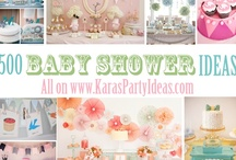 Baby Shower/Gender Reveal / by Marina
