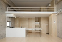 architecture + home / by Victoria Wojtowicz