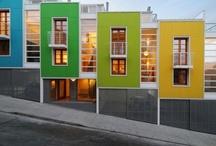 architecture + facade / by Victoria Wojtowicz