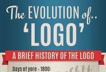 Todo sobre logotipos / by Alfredo Vela