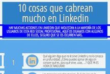Todo sobre Linkedin / All about Linkedin / by Alfredo Vela