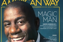 American Way: Iconic Covers  / Over the years, we've photographed the best & brightest for American Way. Here are our favorites! Which is yours? #celebs / by American Airlines
