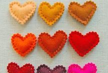 Valentines Day Crafts / by Cissy LaLa