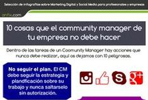 Todo sobre Community Manager / All about Community Manager