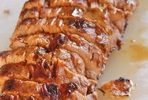 Lamb / pork dishes to try