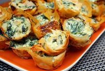 Party / finger food ideas
