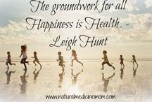 Quotes to Inspire Health