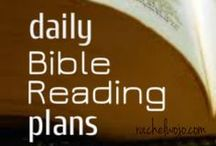 Bible Study/scripture memorization / by Jennifer Blanton
