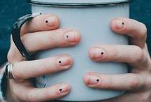 ◆ Nude nail art ◆
