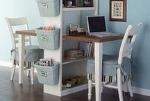 For the Home: Office and Work Space