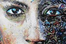 Obrazy ręcznie malowane / Art Pictures