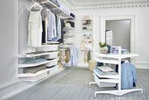 Urządzamy garderobę / Wardrobe Design Ideas