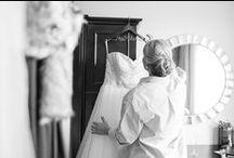 Black & White Wedding Photography / Romantic, dreamy, black and white wedding photographs.