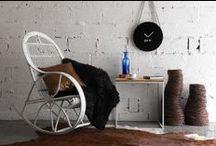 Stylowe fotele / Stylish armchairs