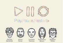 Speakers of TEDxVicenza 2016 / Gli speaker che saranno i protagonisti di TEDxVicenza 2016. L'evento TEDx a Vicenza è giunto alla seconda edizione.  7 maggio > Teatro Comunale di Vicenza   #TEDxVicenza #PlayPauseRestart