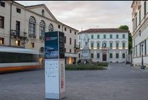 Visual Adv / Visual Campaign of the TEDx event in Vicenza, edition 2016.  #TEDxVicenza #PlayPauseRestart