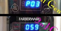 FARBERWARE 7-IN-1 PROGRAMMABLE ELECTRIC PRESSURE COOKER USERS GROUP (on Facebook) / recipes, tips and anything else pertaining to the Electric Pressure Cooker- Exclusively created for and used by members of the Facebook Group- FARBERWARE 7-IN-1 PROGRAMMABLE ELECTRIC PRESSURE COOKER, 1st AND 2nd GENERATIONS.