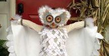 || Halloween - Snow Owl ||