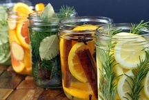 home remedies tips and tricks / by Michaela Bensinger