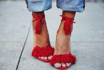 Shoe Stalking / Shoes, glorious shoes!