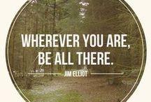 Quotes / by Alyssa Pennington