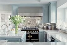 kitchens / by susan cox interiors inc.