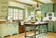 Kitchen / by Nanci Negaard