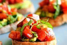 Appetizers and snacks / by Brenda Cauley Terbush