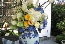 Flower arrangments / by Brenda Cauley Terbush