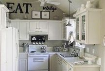 A Small Kitchen / by Brenda Cauley Terbush